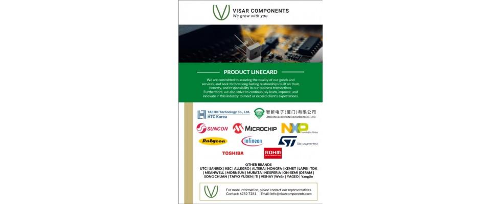Visar Linecard